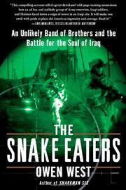 THE SNAKE EATERS by Owen West