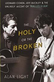 Book Cover for THE HOLY OR THE BROKEN