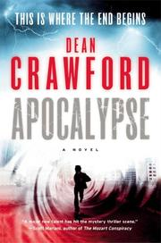 APOCALYPSE by Dean Crawford