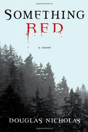 Book Cover for SOMETHING RED