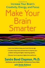 Book Cover for MAKE YOUR BRAIN SMARTER