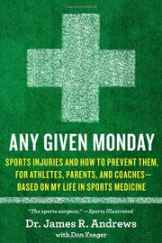 Book Cover for ANY GIVEN MONDAY