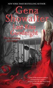 Book Cover for LAST KISS GOODNIGHT
