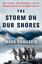 THE STORM ON OUR SHORES by Mark Obmascik
