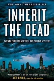 INHERIT THE DEAD by Jonathan Santlofer