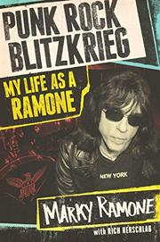 PUNK ROCK BLITZKRIEG by Marky Ramone