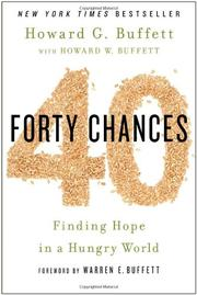 40 CHANCES by Howard G. Buffett