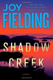 Cover art for SHADOW CREEK