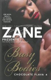 ZANE'S BUSY BODIES by Zane