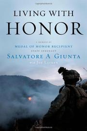 Book Cover for LIVING WITH HONOR