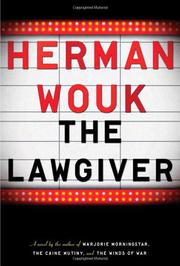 THE LAWGIVER by Herman Wouk