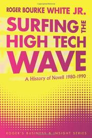 Book Cover for SURFING THE HIGH TECH WAVE