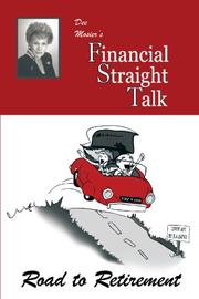 FINANCIAL STRAIGHT TALK by Dee Mosier