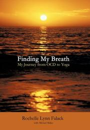 Book Cover for FINDING MY BREATH