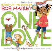 Book Cover for ONE LOVE