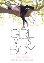 Book Cover for GIRL MEETS BOY