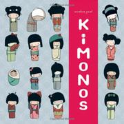 Book Cover for KIMONOS