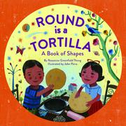 ROUND IS A TORTILLA by Roseanne Greenfield Thong