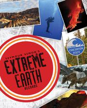 SEYMOUR SIMON'S EXTREME EARTH RECORDS by Seymour Simon