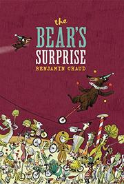 THE BEAR'S SURPRISE by Benjamin Chaud