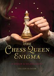 THE CHESS QUEEN ENIGMA by Colleen Gleason