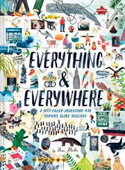 EVERYTHING & EVERYWHERE by Marc Martin