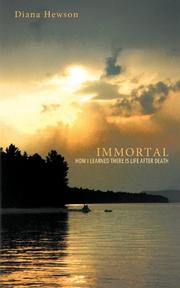 IMMORTAL by Diana Hewson