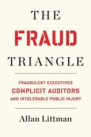 THE FRAUD TRIANGLE by Allan Littman