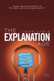 Cover art for THE EXPLANATION AGE