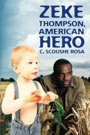 Cover art for ZEKE THOMPSON, AMERICAN HERO