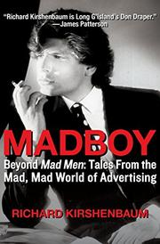 Book Cover for MADBOY