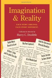 Book Cover for IMAGINATION & REALITY