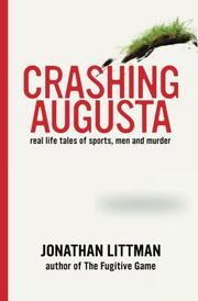 Cover art for CRASHING AUGUSTA