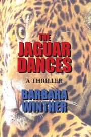 Cover art for THE JAGUAR DANCES