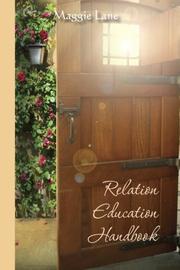 RELATION EDUCATION HANDBOOK by Maggie Lane