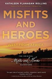 Book Cover for MISFITS & HEROES