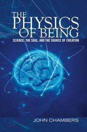 Cover art for THE PHYSICS OF BEING
