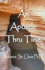 AN APOSTLE THRU TIME by Adriane St. Clare