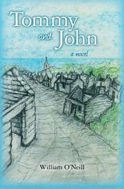 Book Cover for TOMMY AND JOHN