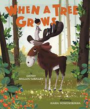 WHEN A TREE GROWS by Cathy Ballou Mealey
