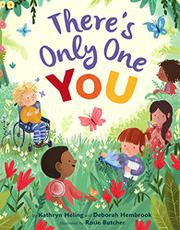 THERE'S ONLY ONE YOU by Kathryn Heling
