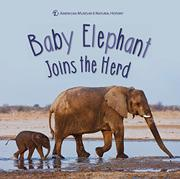 BABY ELEPHANT JOINS THE HERD by American Museum of Natural History