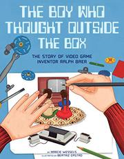 THE BOY WHO THOUGHT OUTSIDE THE BOX by Marcie Wessels
