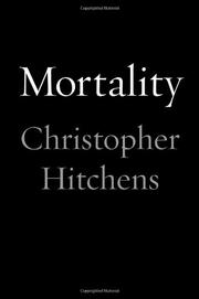 Cover art for MORTALITY