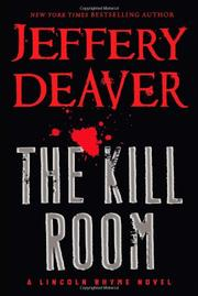 THE KILL ROOM by Jeffery Deaver