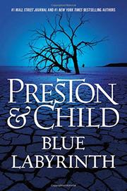 BLUE LABYRINTH by Douglas Preston