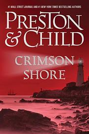 CRIMSON SHORE by Douglas Preston