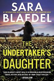 THE UNDERTAKER'S DAUGHTER by Sara Blaedel