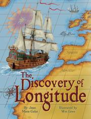 THE DISCOVERY OF LONGITUDE by Joan Marie Galat
