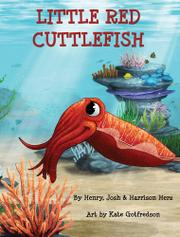 LITTLE RED CUTTLEFISH by Henry Herz